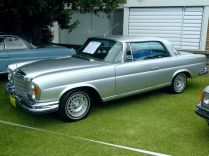 Mercedes 280SE 3.5 Coupe