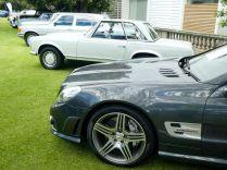 Mercedes lineup