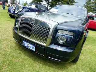 Rolls-Royce Phantom Convertible