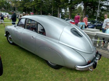 Tatra rear