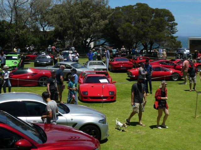 COTM19 Ferraris